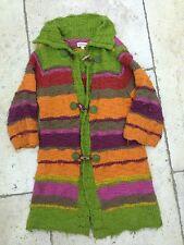 Veste longue magnifique en laine CATIMINI 6 Ans Be