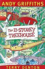 NEW, ANDY GRIFFITHS, THE 13-STOREY TREEHOUSE.