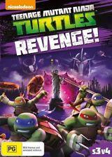 Teenage Mutant Ninja Turtles : Season 3 : Vol 4