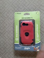 Trident Aegis Series Case for HTC Incredible S  3 Layers BRAND NEW!!!!! 9-2