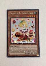 Madolche Petingcessoeur Rare 1st Edition SAST-EN023 LP Yugioh