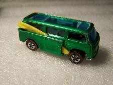 "hot wheels redline""BEACH BOMB""EMERALD GREEN,BOARDS!,LOOK!!1969"