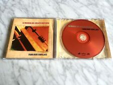 Fabulosos Cadillacs La marcha del Golazo Solitario CD 1999 Original US Press OOP