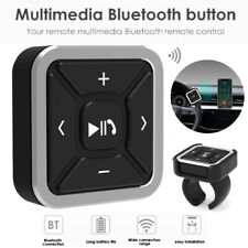 Car Steering Wheel Bluetooth Remote Control  Media Audio  for iOS Android Phone