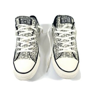 Convers Women's Fabric Chuck Taylor All Star Ox Womens 10 Sneakers Shoes