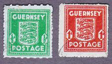 Guernsey Mi.Nr. 4-5 gestempelt
