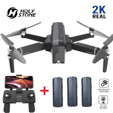 Holy Stone DE22 RC Drone with HD Camera 2K Brushless 5G...
