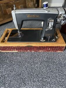 Vintage Brother K323205 Sewing Machine Clean And Tested Working.