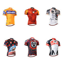 FIXGEAR  Men's Cycling Short  jersey Custom design road bike shirt bicycle MTB B