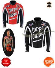 Blousons toutes saisons en cuir taille M pour motocyclette