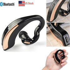 Wireless Stereo Bluetooth Headset Earpiece With Mic For Samsung iPhone Xr X 8 5S