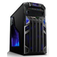 SUPER FAST GAMING PC COMPUTER INTEL CORE 2 DUO E8400 3.00Ghz 4GB 500GB WIFI HDMI