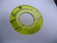 Gene Chandler Love Won't Start/Show Me The Way 45 RPM Brunswick Records VG+