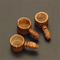 Crafts Gadgets Funnel Bamboo Tea Filter Tools Strainer Kung-fu Tea Accessories