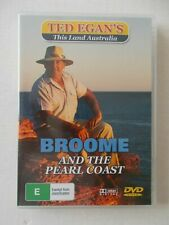 TED EGAN'S BROOME & THE PEARL COAST [DVD] BRAND NEW