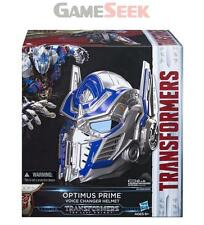 TRANSFORMERS THE LAST KNIGHT OPTIMUS PRIME VOICE CHANGER HELMET (ONE SIZE)