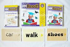 Your Baby Can Read LOT Learning Program Robert Titzer REVIEW DVD Word Cards Book