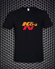 K&N KNN Performance Air Filters Automotive Auto Moto Super Car T-Shirt S - 3XL