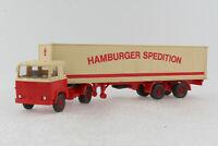 A.S.S WIKING ALT LKW Scania 111 Hamburger Spedition 1977 GK 512/4C CS 893/1A HBL