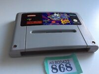 snes super nintendo Eek The Cat