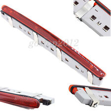 For Mercedes Benz W203 00-07 12V Car Backup Third Rear Tail Brake Stop Light Red