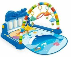 Playmat Kick 'n' Play Newborn Baby Playmat, Play Gym, Musical Activity Gym,0-36