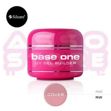 UV GEL base one COVER 50g Silcare COSTRUTTORE NAILS CAMOUFLAGE UNGHIE COPERTURA