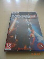 Jeu PC Mass Effect 3