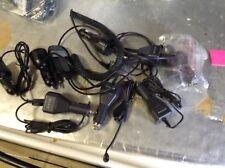 (8) EUC BELKIN lot adapter cords tunecast 3 ,f8m066,  f8v7000-E-mk  SIRIUS XM