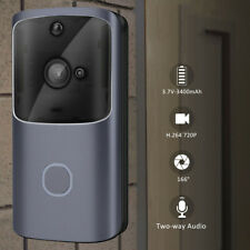 M10 Wireless Visual Video Door Bell Doorbell PIR Motion Detection Intercom Home