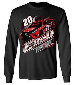 2021 Christopher Bell Nascar Racing Team Collection Long Sleeve T-Shirt S-4XL