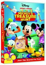 Disney Mickey Mouse Clubhouse Mickey's Treasure Hunt DVD Playhouse Disney
