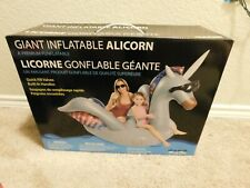 New Game Giant Inflatable Alicorn pool float
