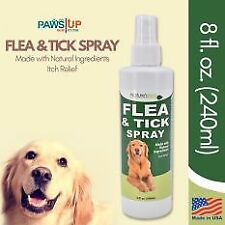 Nature's Best Flea & Tick Spray 240ml for dog