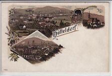 74141/10 Litho Hütteldorf im 14. Wiener Bezirk Penzing um 1900