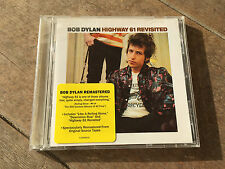 Highway 61 Revisited Remaster Bob Dylan CD 2004 Columbia Country Rock Audio