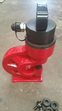 Hydraulic Busbar Hole Punch , Bender , Guillotine and 240 V Pump