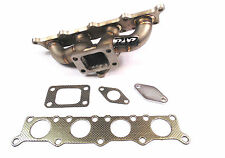 Audi VW Seat 1.8 20v Turbo 3mm Stainless Steel T25 T28 Conversion Manifold