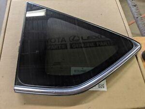 2013-2018 Toyota Rav 4 Left Driver's Quarter Glass