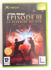 Star Wars Episode III : La Revanche des Sith XBOX PAL