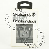 Skullcandy Smokin In-Ear Buds Earphones Headphones Stereo Headset w/Mic - Black
