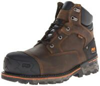 Timberland Mens BoonDRCk Closed Toe Ankle Military Boots, Brown, Size 11.5 RWcM