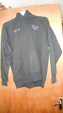 Ospreys Kooga Rugby Black Hoodie Size Small Adult