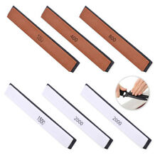 6Pcs Professional Sharpening System Polishing Stone Kitchen Knife Sharpener Grit