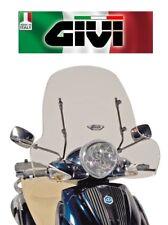 Parabrezza specifico trasparente PIAGGIO  Beverly 500 2003 2004 2005 103A GIVI