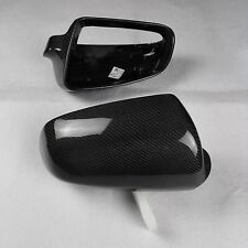 for Audi A3 2003-2008 8P car mirror cover ABS + carbon fiber Replacement