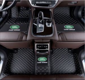 Car floor mats for Land Rover Range Rover Sport 2005-2021 left/right hand drive