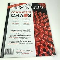 The New Yorker Magazine March 2020 NEW
