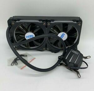 Empire Cooler 240 mm AIO Wasserkühlung only Intel 115X LED