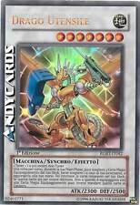 Drago Utensile ☻ Ultra Rara ☻ RGBT IT042 ☻ YUGIOH ANDYCARDS